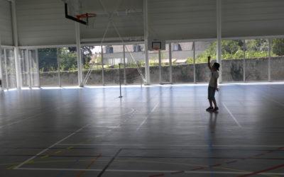Des professionnelles du basket à Saint-Sylvain!