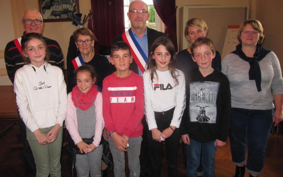 De nouveaux élus pour la commune de Saint-Sylvain