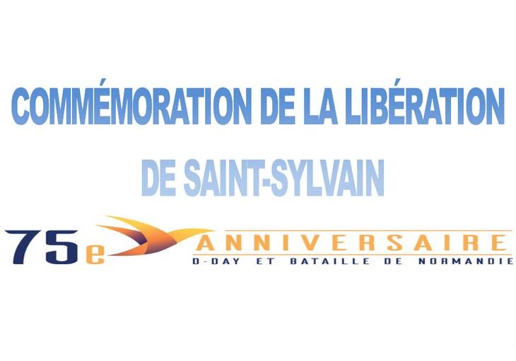 Commémoration de la Libération de Saint-Sylvain