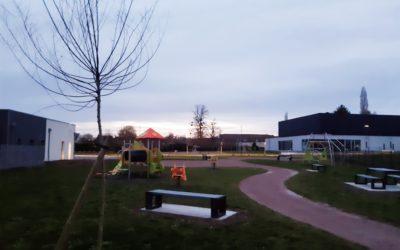 Parc de la Vallée – inauguration